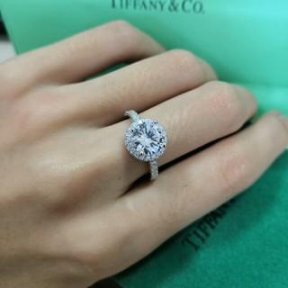 ティファニー(Tiffany & Co.)の✿素敵 TIFFANY & Co. リング(指輪) ダイヤ 本物 (リング(指輪))