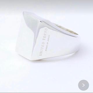 ステュディオス(STUDIOUS)のユナイテッドトウキョウ(リング(指輪))