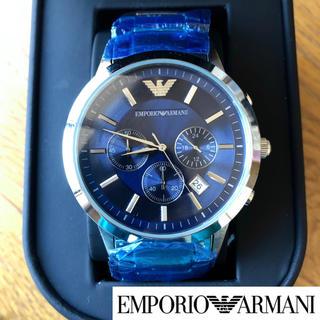 Emporio Armani - ★ラスト1点★ 新品 エンポリオアルマーニ 腕時計 AR2448 シルバー