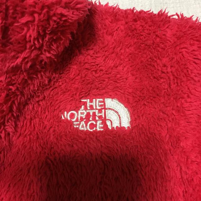 THE NORTH FACE(ザノースフェイス)のTHE NORTH FACE フリース 120 キッズ/ベビー/マタニティのキッズ服 男の子用(90cm~)(ジャケット/上着)の商品写真