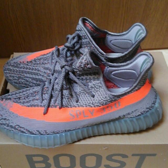 adidas(アディダス)のラテさん専用adidas yeezy boost 350 v2 beluga 風 メンズの靴/シューズ(スニーカー)の商品写真