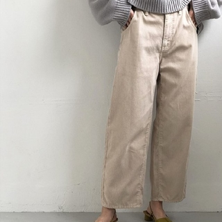 TODAYFUL - TODAYFUL  Corduroy Ankle Pants/36