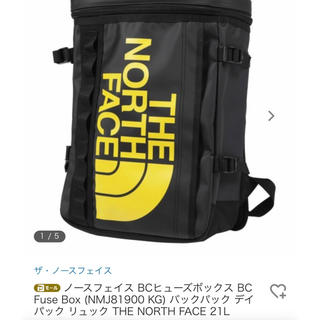 THE NORTH FACE - 新品 THE NORTH FACE リュック