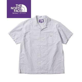ザノースフェイス(THE NORTH FACE)のノースフェイス パープルレーベル オープンカラーシャツ(シャツ)