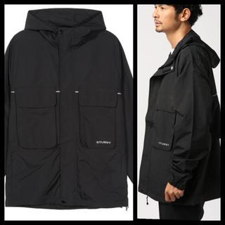 STUSSY - STUSSY  Big Pocket Shell Jacket   size:M