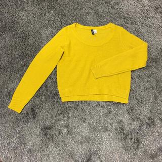 エイチアンドエム(H&M)のH&M ニット セーター ⭐︎ カラーセーター 【新品 送料込み】(ニット/セーター)