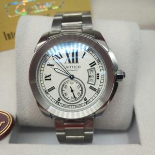 Cartier - 【カルティエ】カリブル ドゥ カルティエ ダイバー W7100055 自動巻 S
