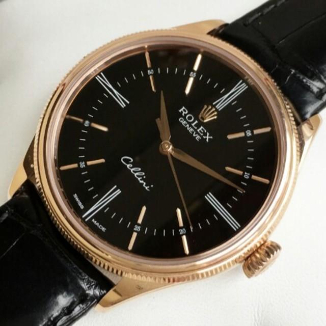 スイスの新しい防水時計自動機械式メンズ腕時計50505の通販