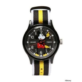 ビームス(BEAMS)のTIMEX × BEAMS 別注 ミッキーマウス 90th Anniv. 腕時計(腕時計(アナログ))