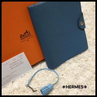 エルメス(Hermes)の*HERMES*メモ帳カバー/3点セット(ノート/メモ帳/ふせん)