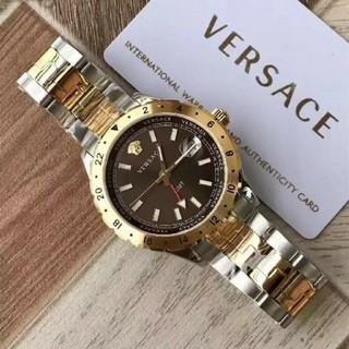 VERSACE - ヴェルサーチ VERSACE HELLENYIUM 腕時計 メンズ