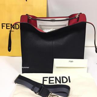 FENDI -  阪急百貨店購入フェンディ ピーカブー エックスライト  トート 未使用!
