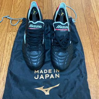 ミズノ(MIZUNO)のサッカースパイク モレリアネオ2 黒 28.0(シューズ)