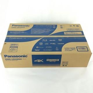Panasonic - Panasonic DMR-UBX8060  ブルーレイ DVD レコーダー