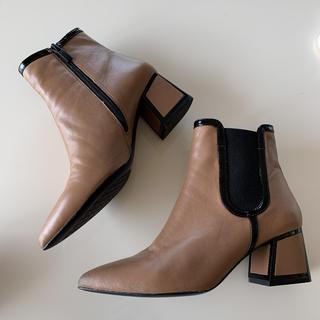 TOMORROWLAND - 新品 ブルーノプレミ ブーツ キャメル
