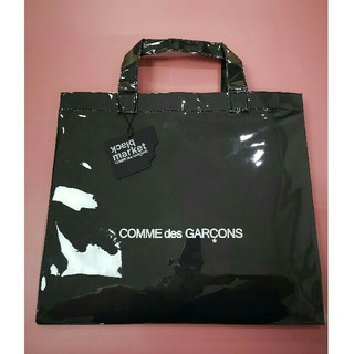 COMME des GARCONS - CDGコムデギャルソン トートバッグ PVC ブラック