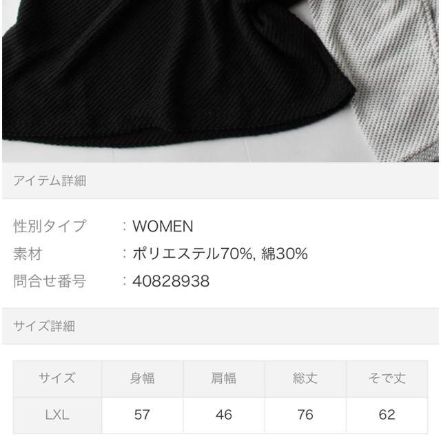 antiqua(アンティカ)のアンティカ トレーナー レディースのトップス(Tシャツ(長袖/七分))の商品写真