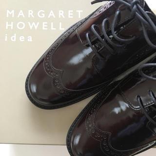 MARGARET HOWELL - 新品⭐️マーガレット ハウエルアイディア靴 22.5cm/トゥモローランドイエナ