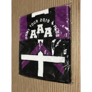 AAA - AAA タオル 2019 紫