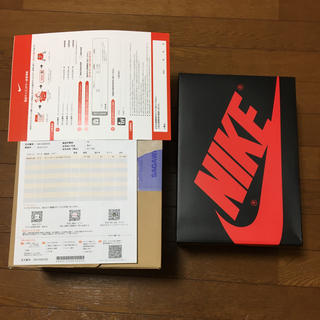ナイキ(NIKE)の国内正規品 NIKE AIR JORDAN 1 RETRO HIGH OG(スニーカー)