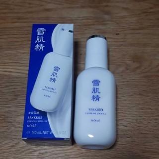 セッキセイ(雪肌精)の雪肌精 エッセンシャルスフレ(乳液/ミルク)