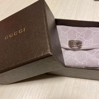 グッチ(Gucci)のGUCCI リング 11号(リング(指輪))