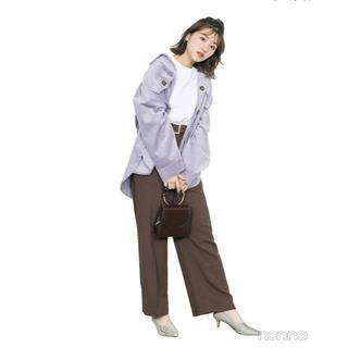 マジェスティックレゴン(MAJESTIC LEGON)のシャツジャケット  (ブルゾン)