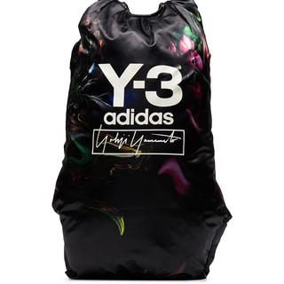 Y-3 - y-3 グラフィック バックパック リュック
