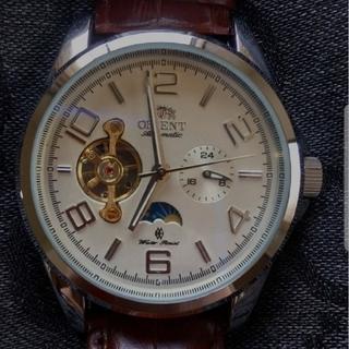 オリエント(ORIENT)のオリエント自動巻き腕時計(新品)(腕時計(アナログ))