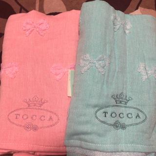 TOCCA - 新品未使用🌟TOCCAバスタオル 2枚組