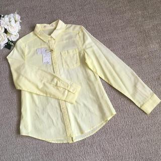オリーブデオリーブ(OLIVEdesOLIVE)の新品 タグ付き オリーブデオリーブ 2wayシャツ(シャツ/ブラウス(長袖/七分))