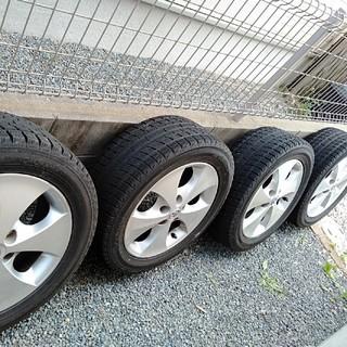 トヨタ - トヨタ純正スタッドレスタイヤ ホイール