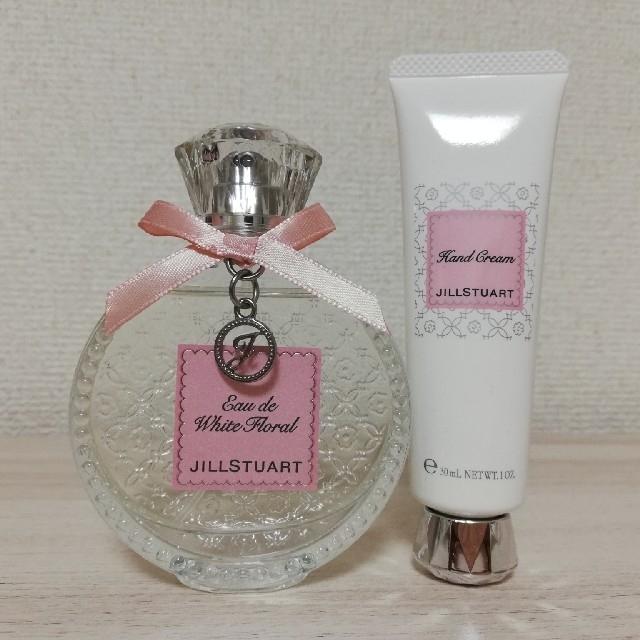 JILLSTUART(ジルスチュアート)のジルスチュアート 香水 ハンドクリーム コスメ/美容のボディケア(ハンドクリーム)の商品写真