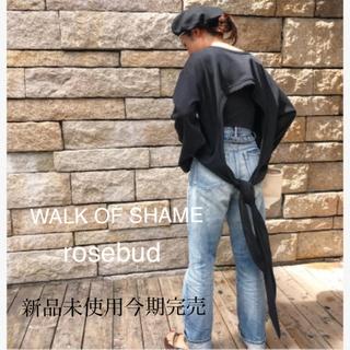 ROSE BUD - 今期 WALK OF SHAME  rosebud  スエット 新品