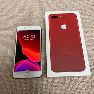 Apple - iPhone7plus red 128GB
