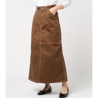 フリークスストア(FREAK'S STORE)のユニバーサルオーバーオール ペインタースカート(ロングスカート)