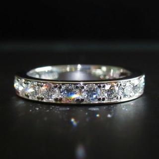 pt900 ダイヤモンド リング(リング(指輪))
