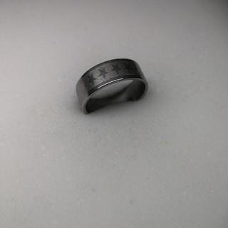 星柄 新品 ファッションリング 18号 rb63(リング(指輪))
