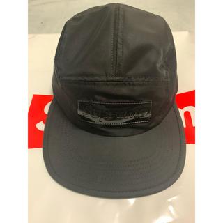 Supreme - Supreme Patent Leather Patch Camp Cap
