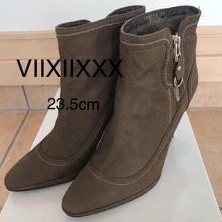 VII XII XXX - Ⅶ Ⅻ XXX⭐︎美品ショートブーツ