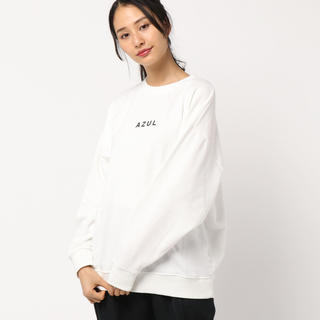 AZUL by moussy - 新品タグ付き マウジー スウェット