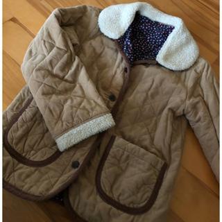 3can4on - 3can4on  リーバシブルジャケットコート 中綿 キルティングジャケット