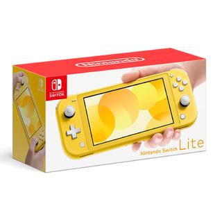 Nintendo Switch - Nintendo Switch Lite イエロー 任天堂 スイッチライト