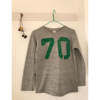 デニムダンガリー(DENIM DUNGAREE)のデニム&ダンガリー 150サイズ ダメージロンT(Tシャツ/カットソー)