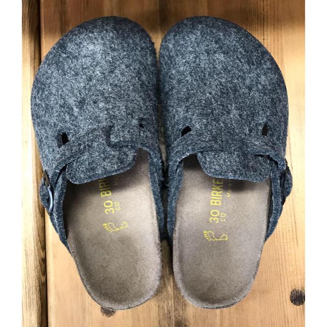 BIRKENSTOCK(ビルケンシュトック)のBIRKENSTOCK 30 キッズボストン キッズ/ベビー/マタニティのキッズ靴/シューズ (15cm~)(サンダル)の商品写真