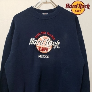 hard rock cafe トレーナー