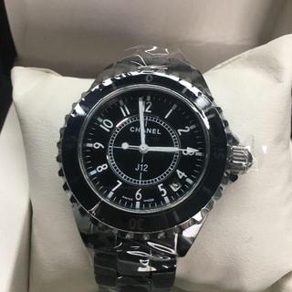 CHANEL - シャネル 腕時計 j12 ブラック 女性用 33mm