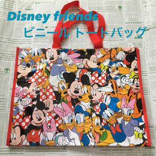 Disney - 【新品!ラストワン!】Disney ビニール バッグ