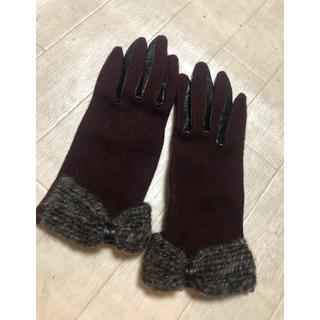 ビューティアンドユースユナイテッドアローズ(BEAUTY&YOUTH UNITED ARROWS)のユナイテッドアローズ  手袋♡レディース (手袋)