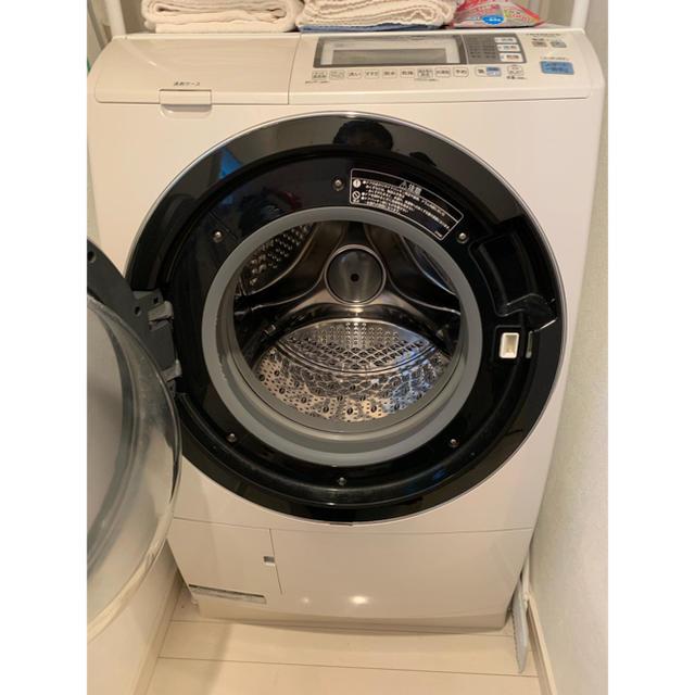 日立(ヒタチ)のドラム式洗濯機 BIG DRUM SLIM  スマホ/家電/カメラの生活家電(洗濯機)の商品写真